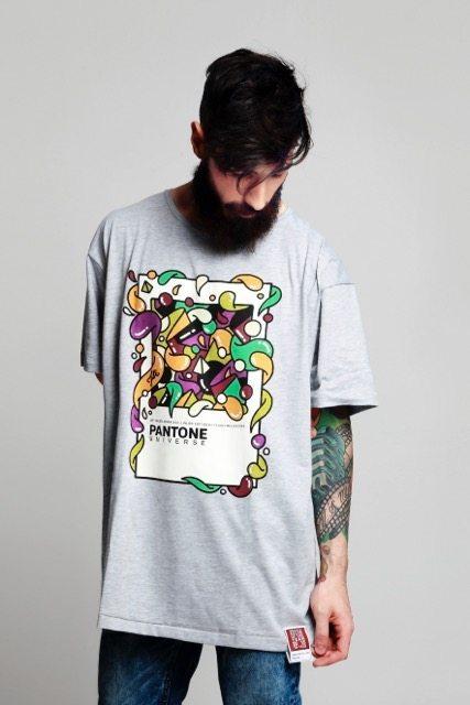 Pantone Colorwear x Flavio Melchiorre