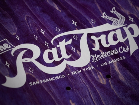 Todd Francis x Huf – Rat Trap collection