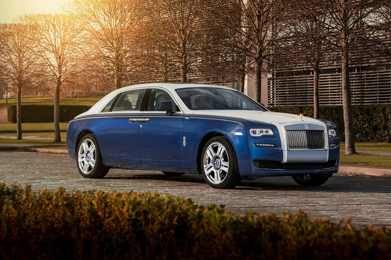 Rolls-Royce «Ghost Mysore» Collection