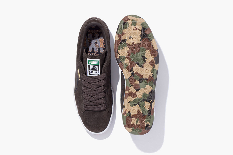 XLarge x PUMA Spring/Summer 2015 Collection