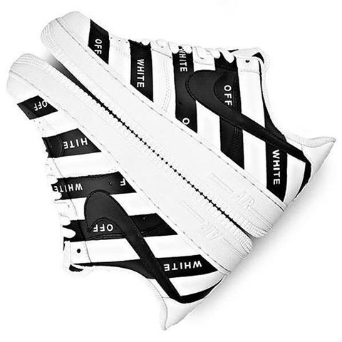 Une collaboration entre Nike et Off-White