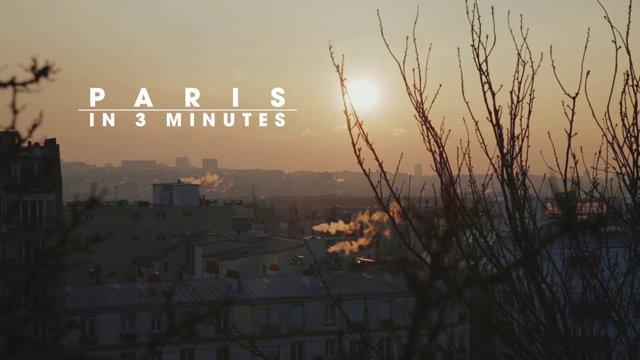 Maxime Gaudet et Hyperlapse nous font faire le tour de Paris en 3 minutes chrono