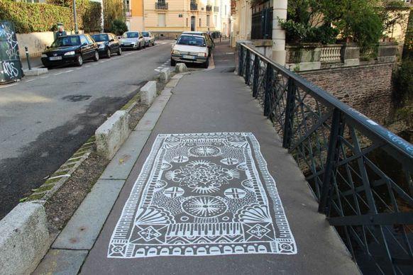ALI Mandala Street Art