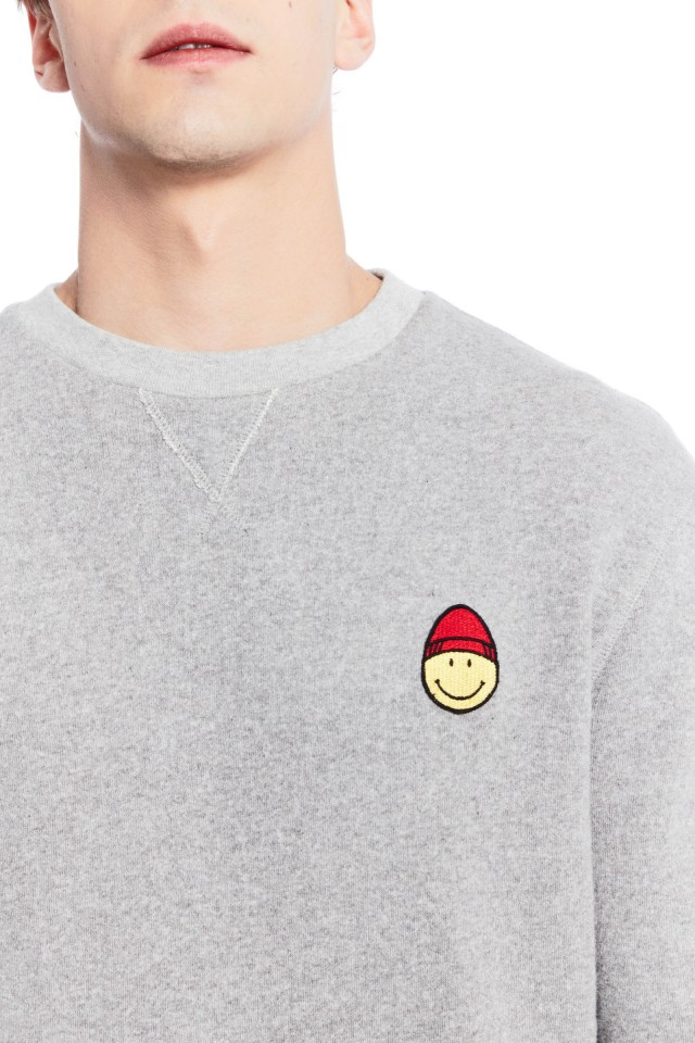 AMI X SMILEY – collection capsule