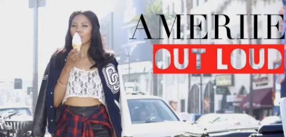 Ameriie revient en musique avec un nouveau morceau «Out Loud»