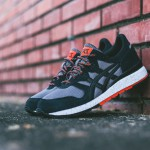 "ASICS GEL Espirus ""black/orange"""
