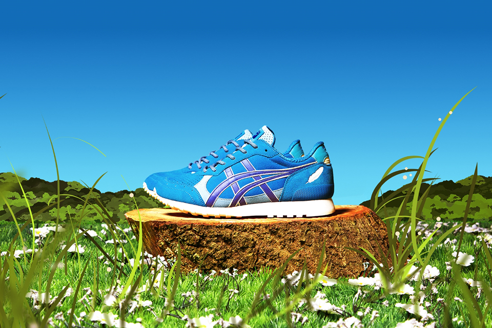 END. x Onitsuka Tiger Colorado 85 « Bluebird »