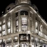 Burberry flagship london