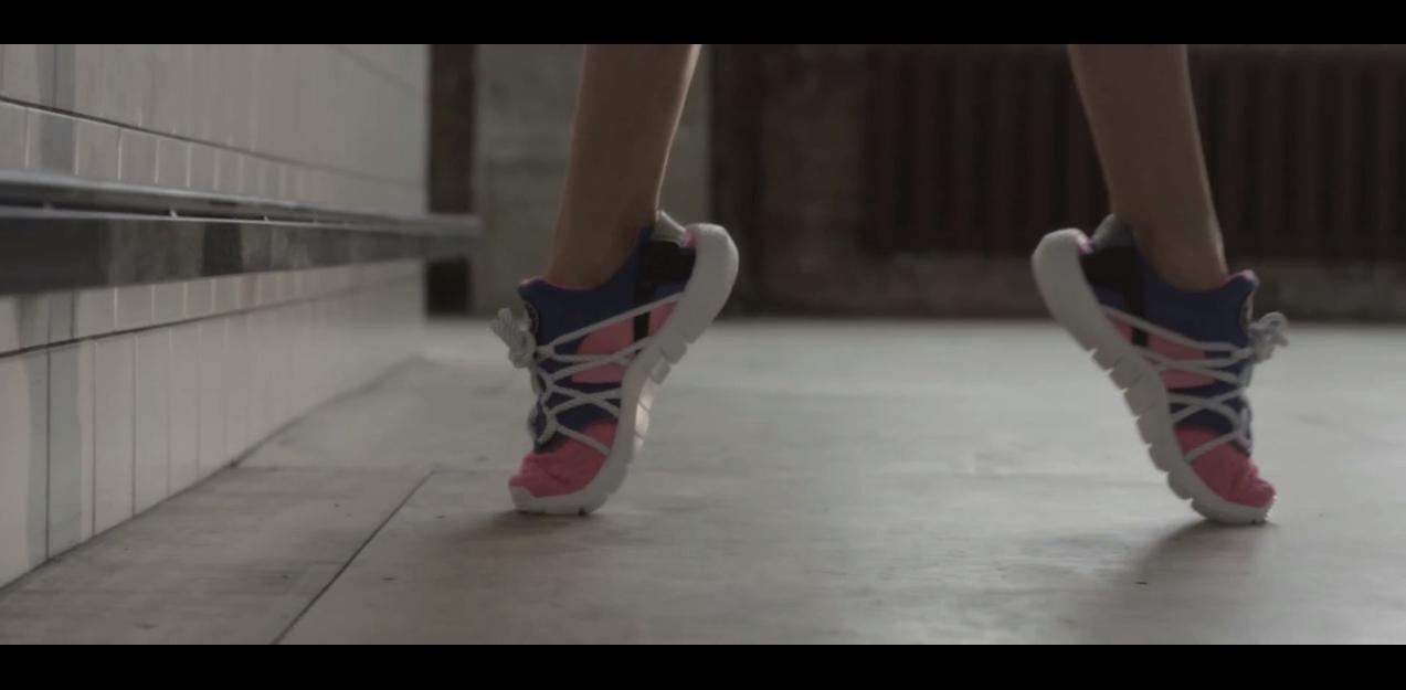 Sneakerhead fait danser ses baskets