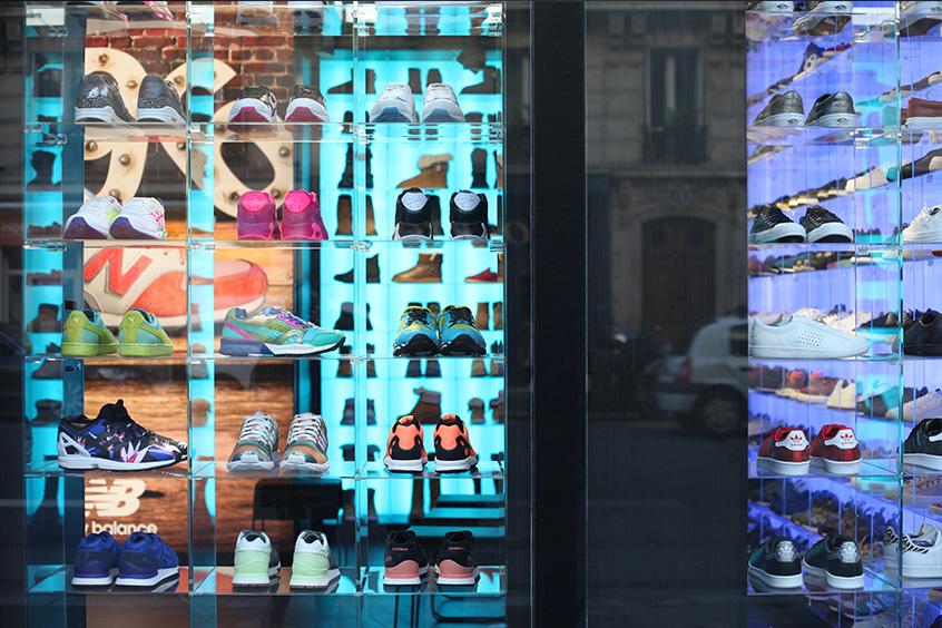 #Claboutique, le magasin Courir 100% femmes
