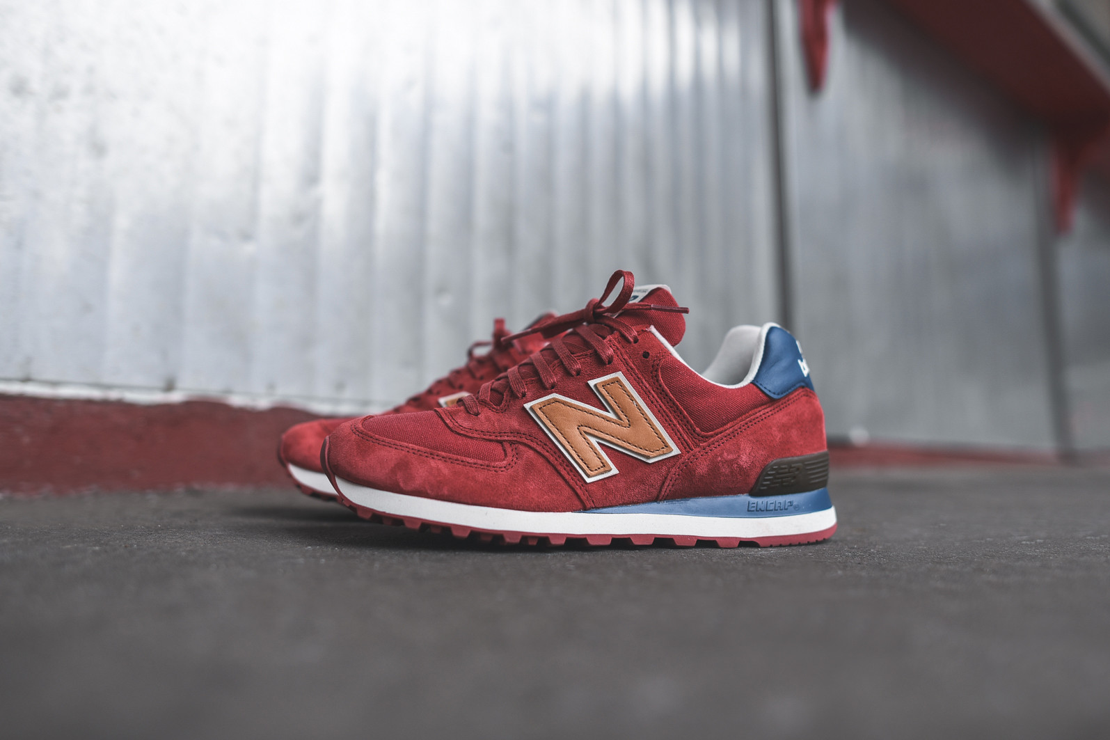 new balance 574 distinct weekend bag 2