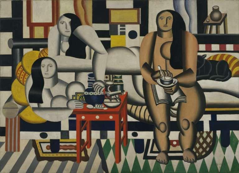 Fernand Léger fondation louis vuitton