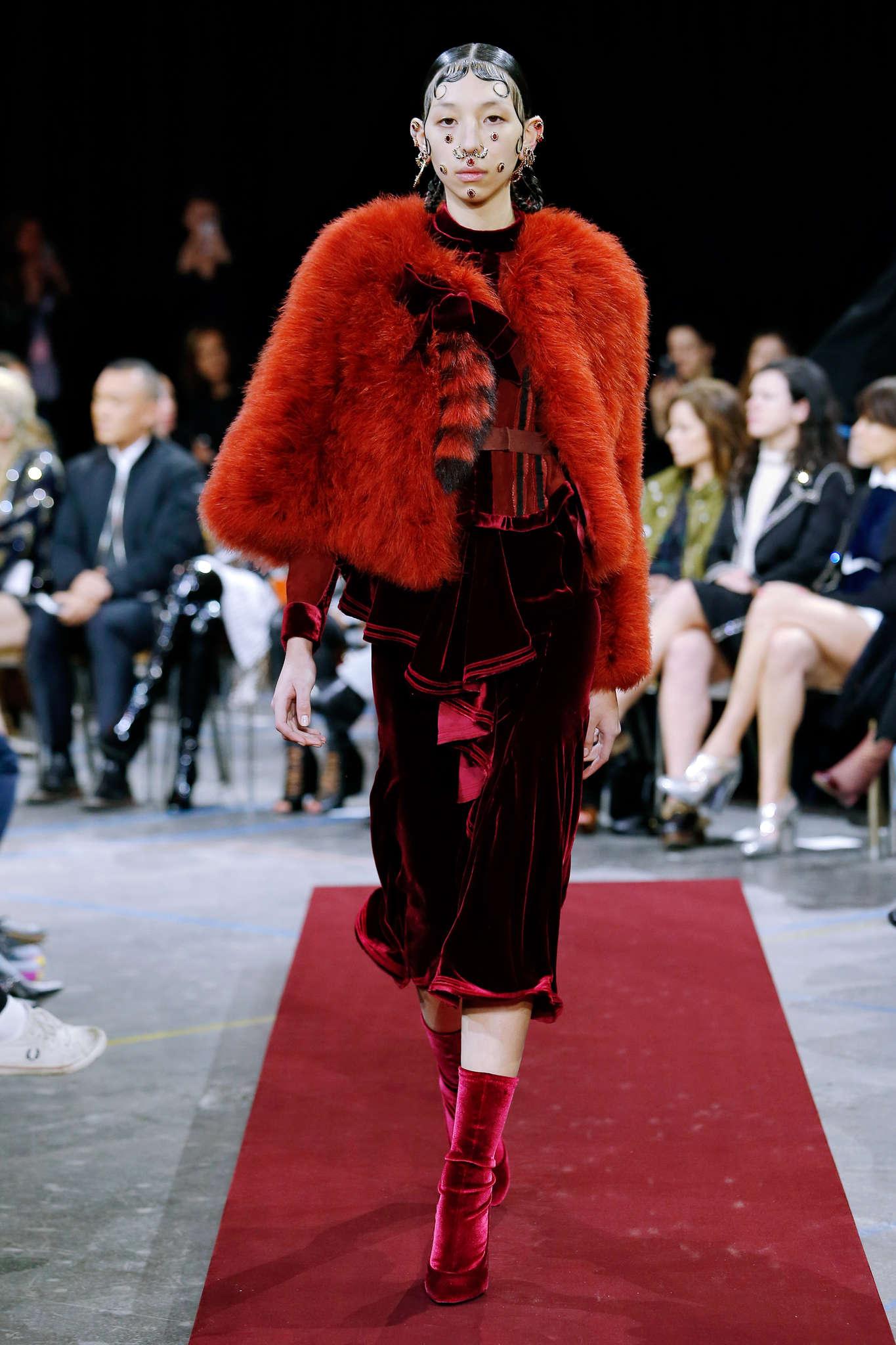 Givenchy tendances AH15