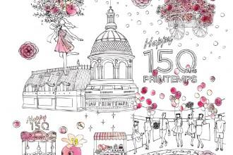 Happy 150 ans du Printemps