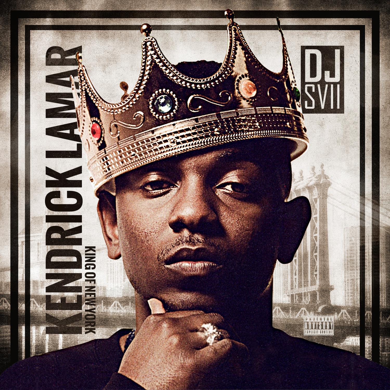 Kendrick Lamar sur des instrus de B.I.G.