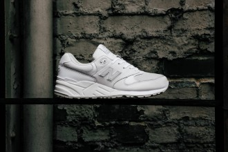 New balance 999 whiteout