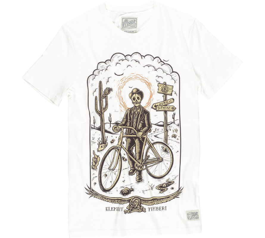 tshirt cycling timber element