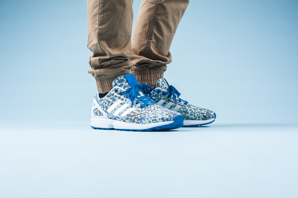 adidas Originals ZX Flux Weave « Ocean Blue »