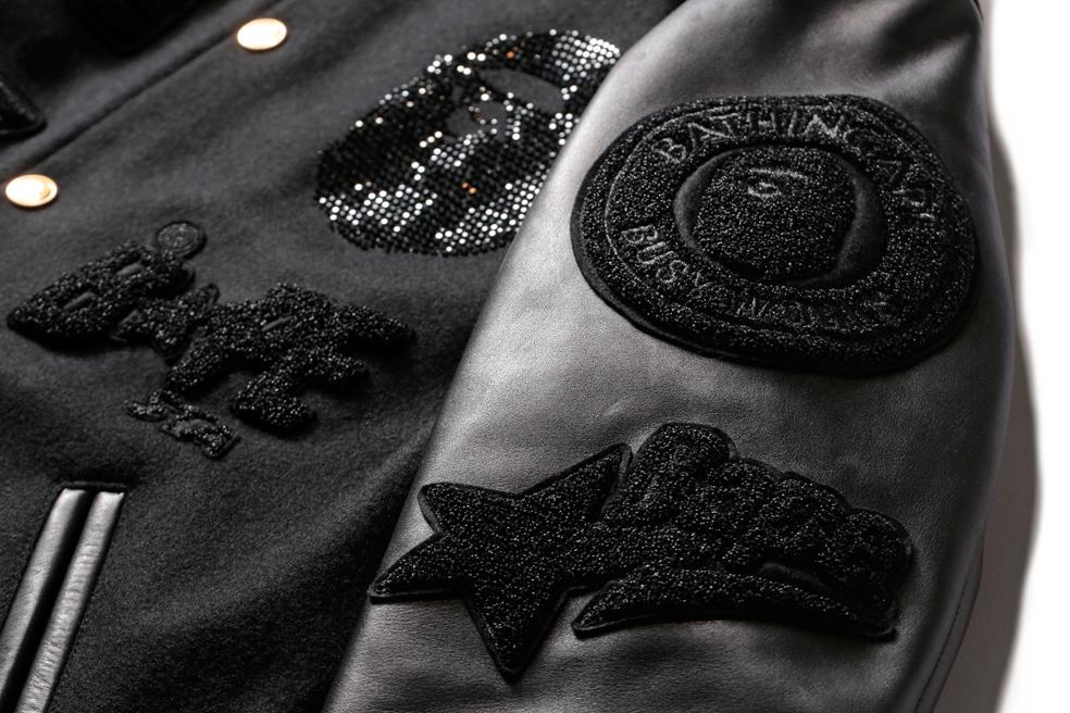 BAPE Black collection 2015