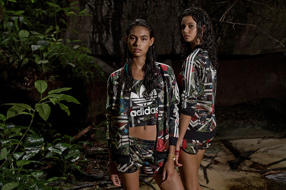 Adidas the farm compagny