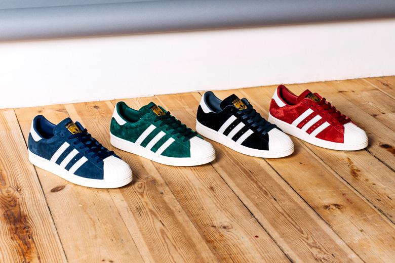 Adidas Originals Superstar – SUEDE PACK