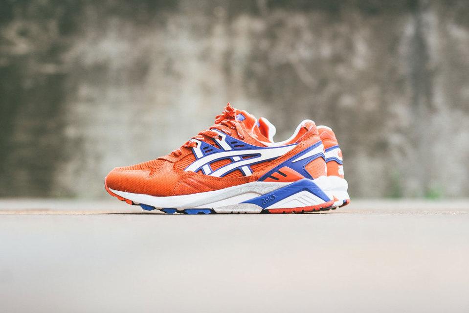 ASICS Gel Kayano Trainer «Orange/Purple»