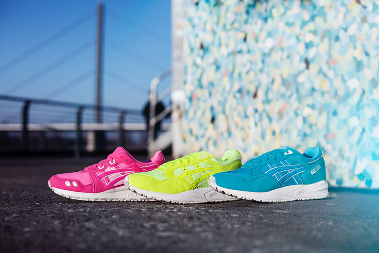 ASICS Tiger GEL-Lyte III & GEL Saga « Summer Kite » Pack