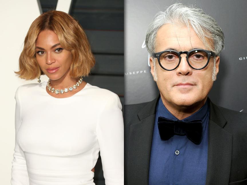 Giuseppe Zanotti x Beyoncé : la collab que l'on attend tous !