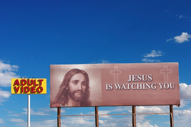 Terry Richardson _ The Sacred and the Profaned