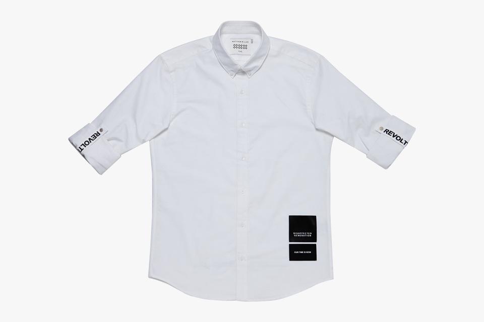 chemise Matthew Miller x PLACE