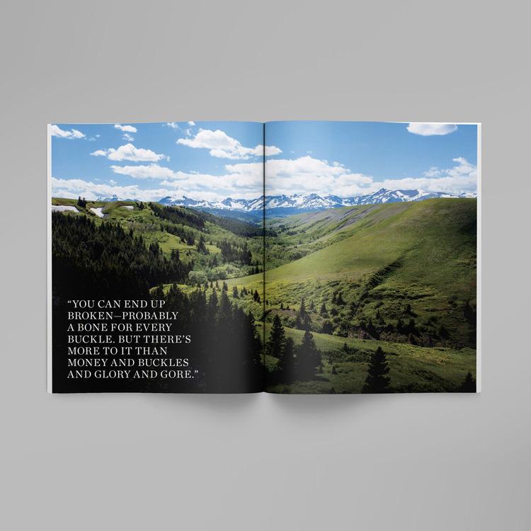 The collective quarterly magazine absaroka