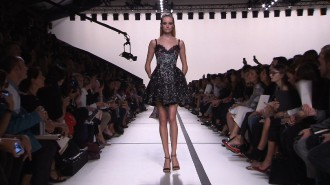 Fashion Week daily : Elie Saab 2013