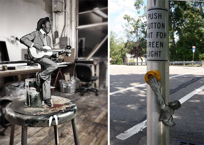 Joe Iurato street art