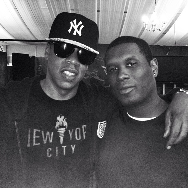 Jay Electronica & Jay-Z sur un morceau