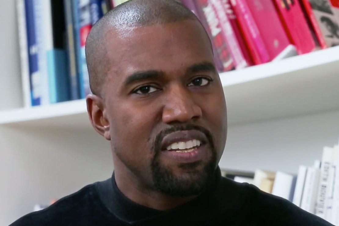 Kanye West x Clique : l'artiste en interview avec Mouloud Achour chez A.P.C.