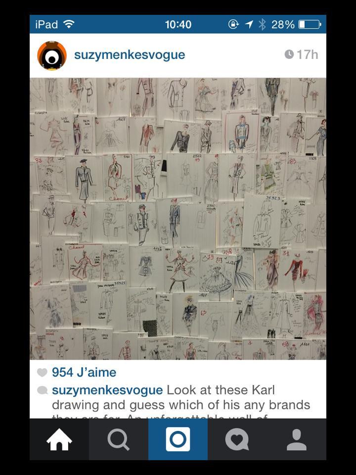 Karl Lagerfeld Exposition