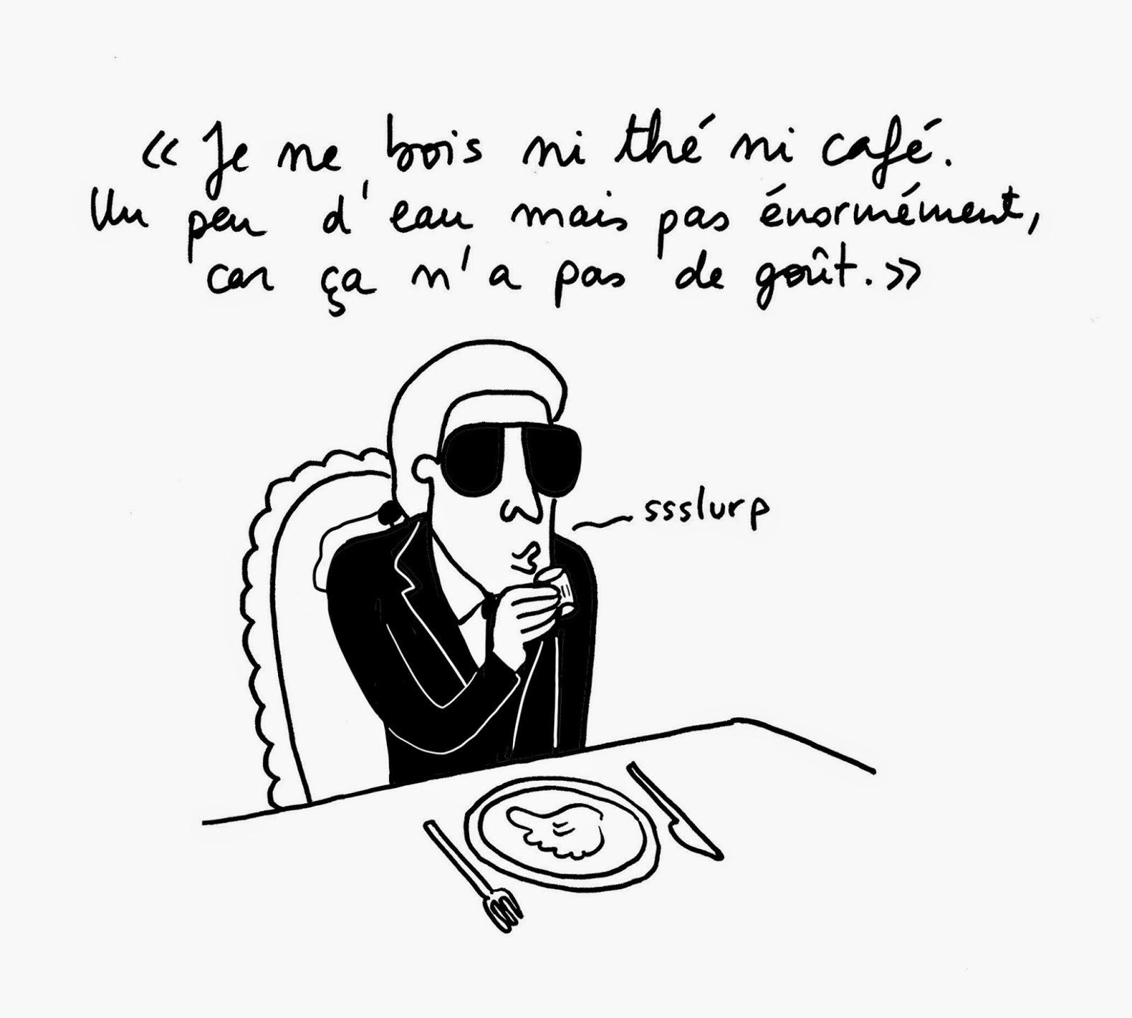 Karl Lagerfeld x Tiffany Cooper – Le vernissage de choupette