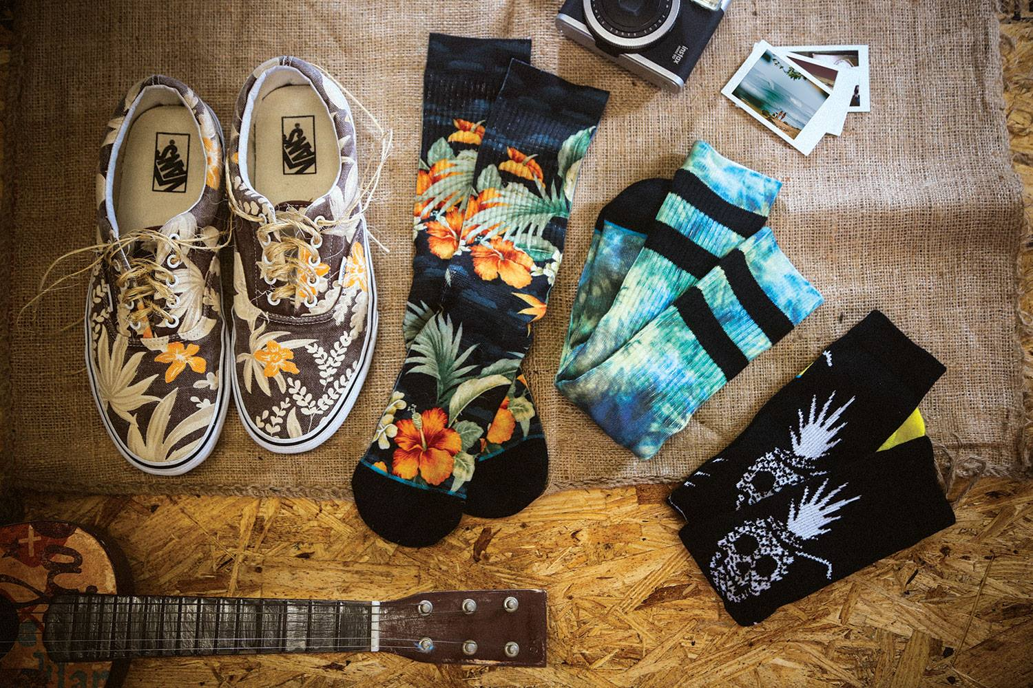 Stance – Lookbook socks S/S 2015