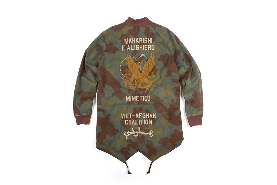 Maharishi Collection Camouflage