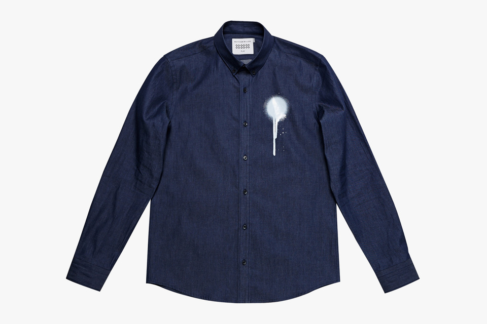 chemise matthew miller PLAC youth in revolt collection
