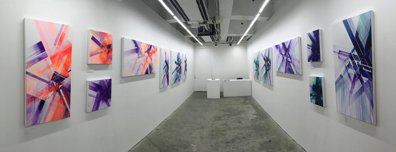 Expo Nawer : Colors in Shapesland Tokyo