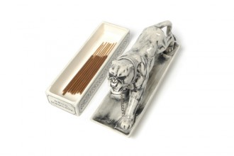 ouvert NEIGHBORHOOD panther incense chamber