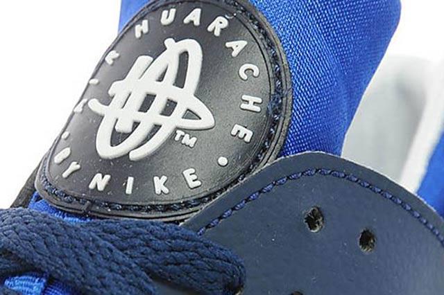 Nike Air Huarache Two Tone Blie