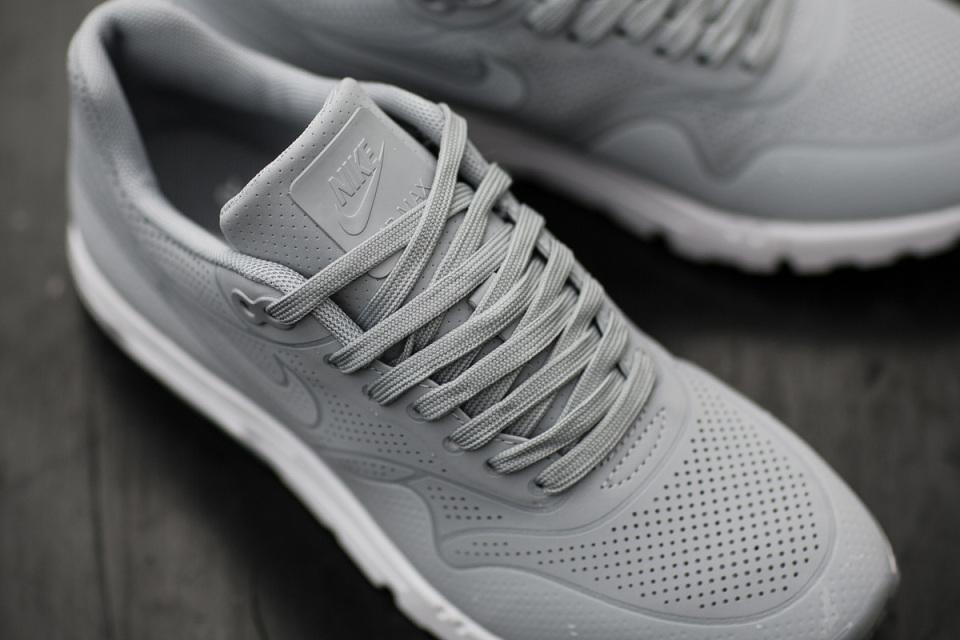 Homme Nike Air Max 1  Blanc