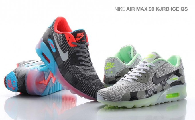 Nouvelle Nike Air Max 90 KJRD ICE PACK