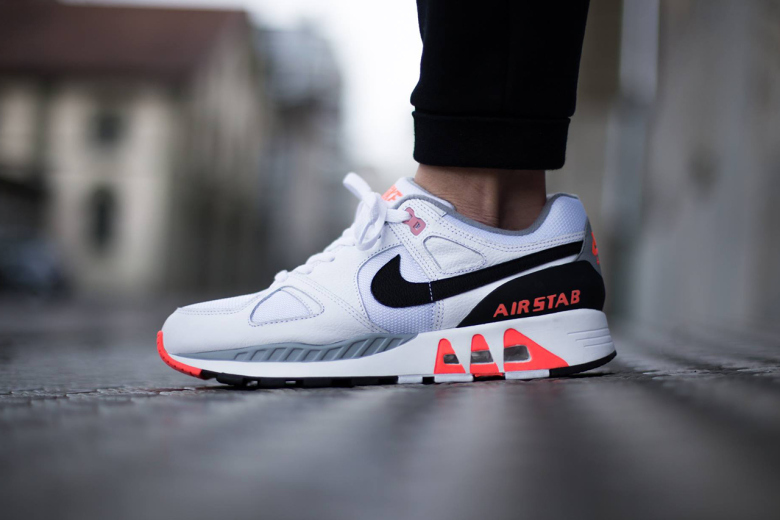 Nike Air Stab « Hot Lava »