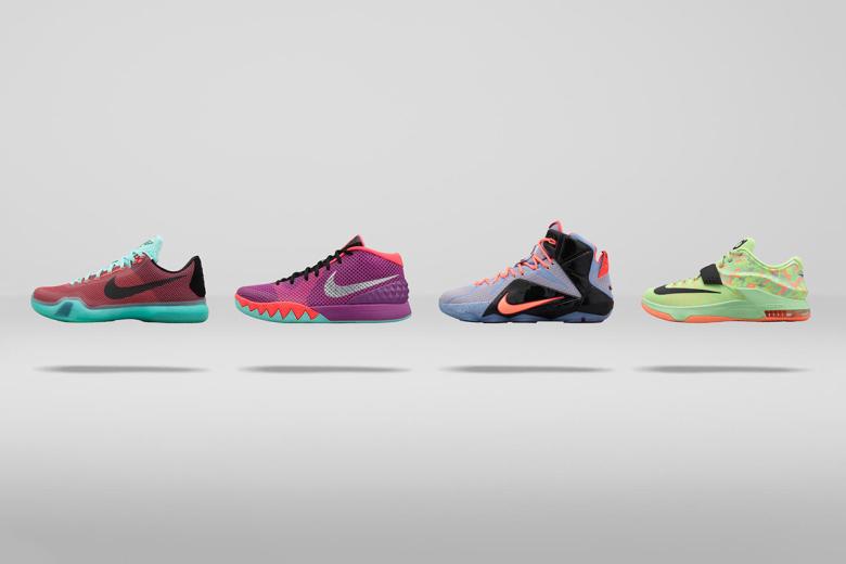 Nike Basketball Easter