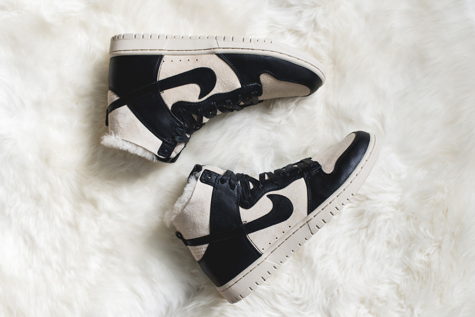 Nike Dunk Lux SP SHerpa