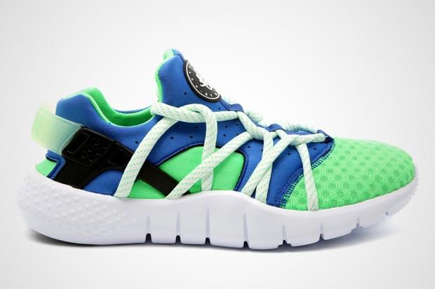 Nouvelle déclinaison pour la Nike Huarache NM