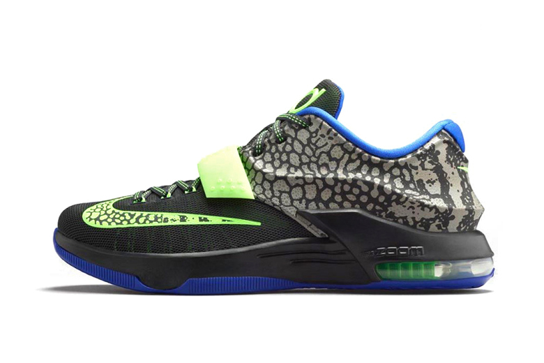 Nike KD7 « Electric Eel »